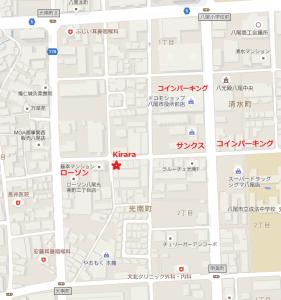 Kirara 詳細地図